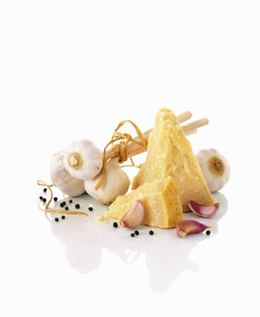 Parmesan: Parmesan and garlic LANG_EVOIMAGES