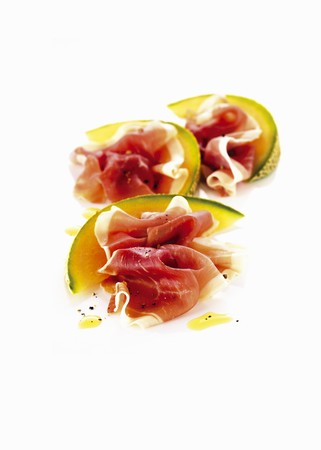 daniele: San Daniele ham with melon