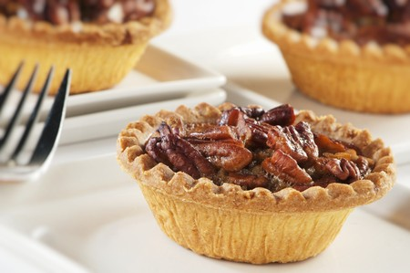 pecan pie: Pecan Pie individual LANG_EVOIMAGES