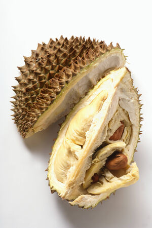noone: Durian (two quarters)