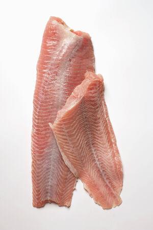 bullhead fish: Catfish fillets