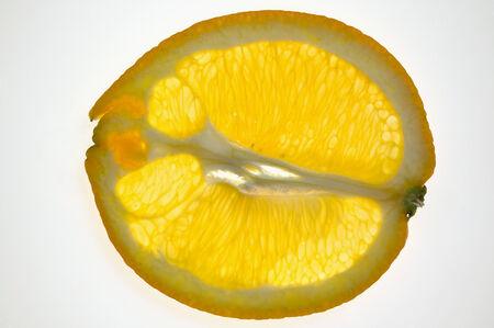 backlit: Naranja (rebanada longitudinalmente), con retroiluminaci�n