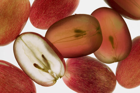 backlit: Uvas rojas, con retroiluminaci�n LANG_EVOIMAGES