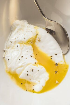 poached: Poached egg