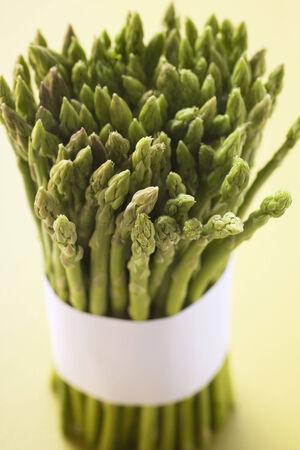 bunched: Green Asparagus Bundled LANG_EVOIMAGES