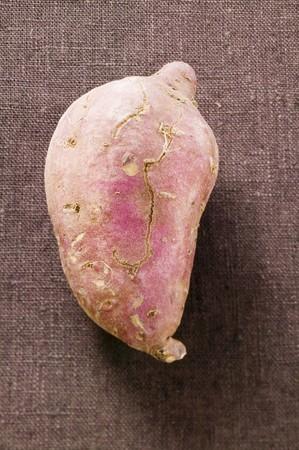 sweet potato: A sweet potato