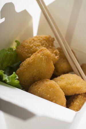 Chicken Nuggets: Nuggets de pollo para llevar