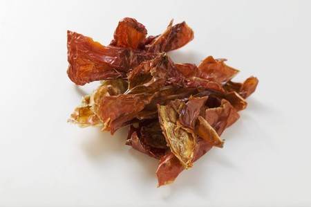 red peppers: Dried red peppers