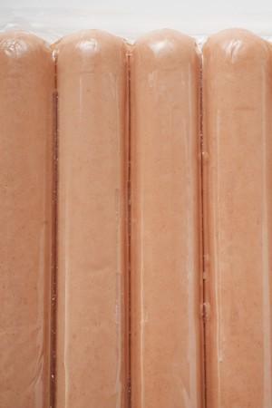 frankfurters: Frankfurters in packaging