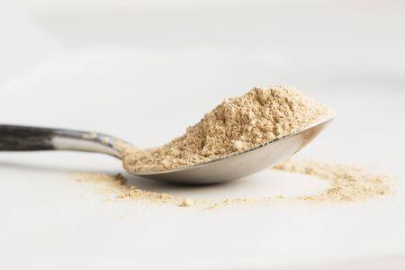 maca: A spoonful of maca powder