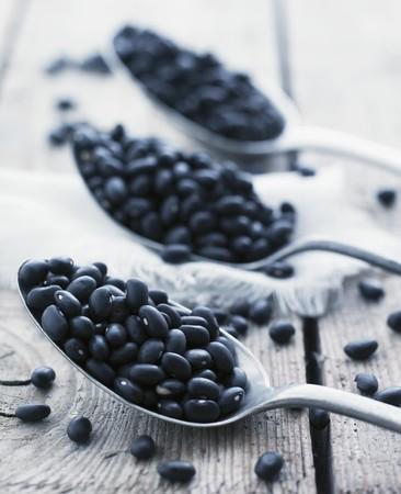 black beans: Black beans LANG_EVOIMAGES