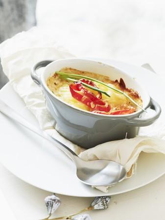 mini oven: A mini potato gratin LANG_EVOIMAGES