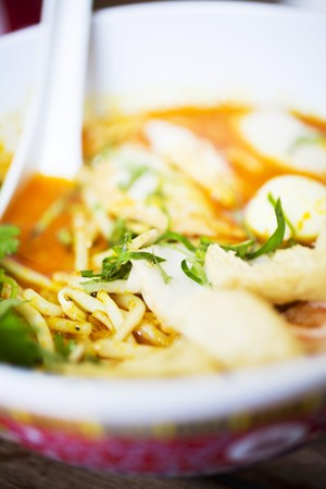 chicken noodle soup: Chicken noodle soup (Thailand)