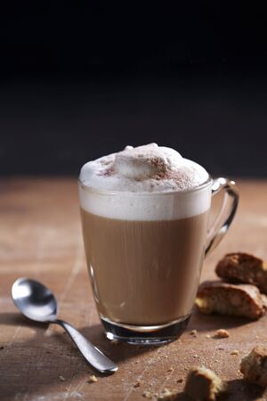 brownness: A cappuccino