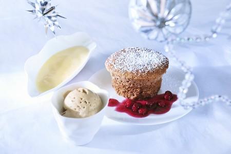 vaccinium macrocarpon: Chocolate soufflé for Christmas