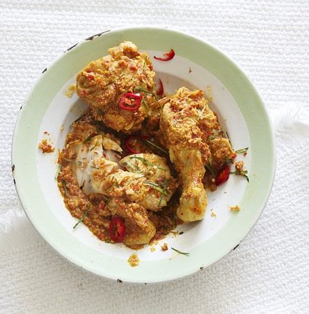 chicken curry: Chicken Capitan (chicken curry, Malaysia) LANG_EVOIMAGES
