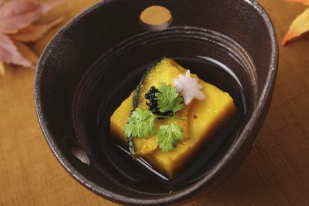 beancurd: Pumpkin tofu from Japan