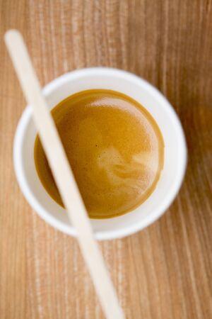go inside: Espresso to go