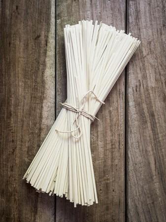 bunched: A bundle of soya noodles LANG_EVOIMAGES