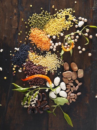 pulses: Assorted pulses