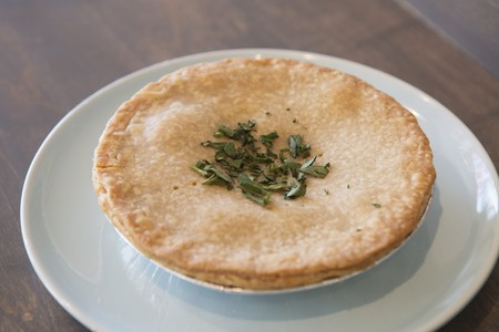 lobster pot: Lobster pot pie (USA)