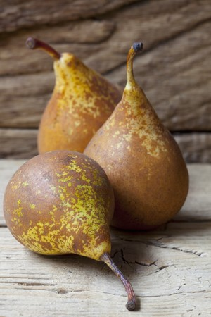 pip: Three Conference pears