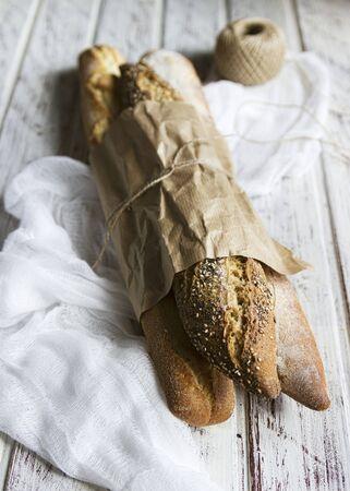 Different kind of baguettes LANG_EVOIMAGES
