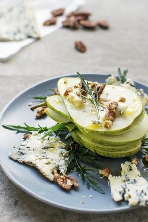 pip: Pears Roquefort Pecan Salad