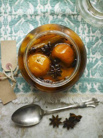 clementine: Clementine preserve