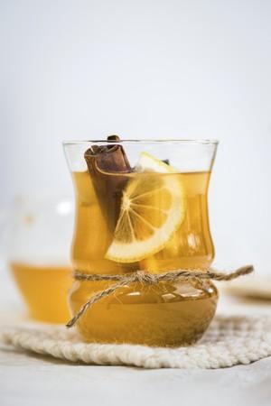Limon y de canela manzana vinagre