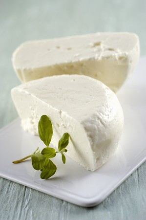 Robiola dAlba (cheese from Piemond, Italy)