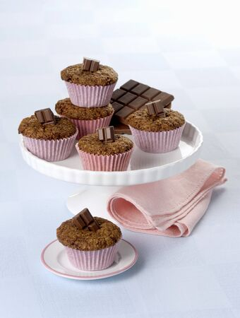 pinky: Carrot and chocolate muffins LANG_EVOIMAGES