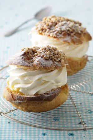 Cream puffs LANG_EVOIMAGES