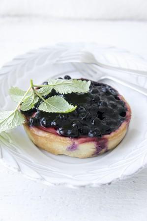 bilberry: Bilberry tartlets