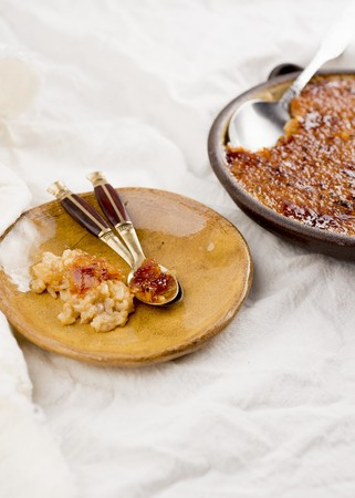 Caramelised rice and coconut pudding from the Caribbean LANG_EVOIMAGES