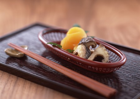 food: Image of Japanese appetizer