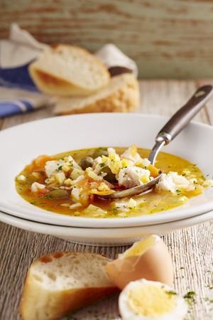 sopa: Sopa a la veracruzana (Mexican fish soup) LANG_EVOIMAGES