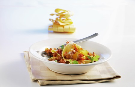 Pappardelle with fish bolognese LANG_EVOIMAGES