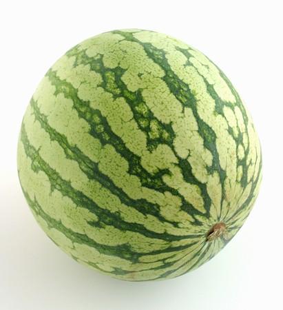 silos: A whole watermelon