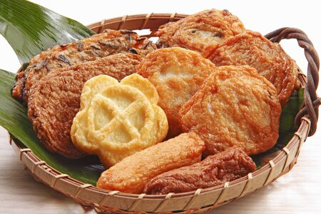 Fried fish cakes (Japan) LANG_EVOIMAGES