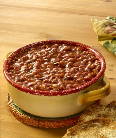 oklahoma: Oklahoma baked beans, USA LANG_EVOIMAGES