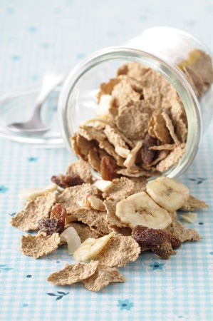 Spelt flakes with dried fruit LANG_EVOIMAGES