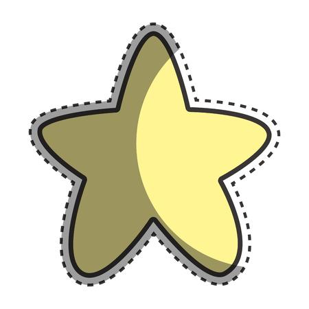 starry night: Cutie light star image