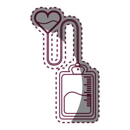 Contour blood donation medical transfusion