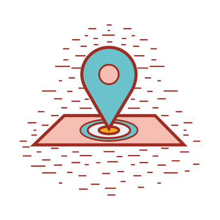 map symbol to delivery services