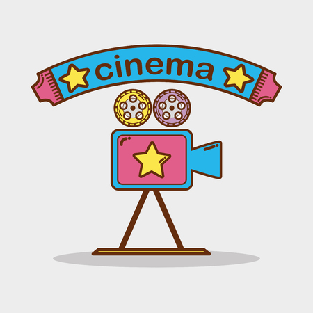 short film video camera studio