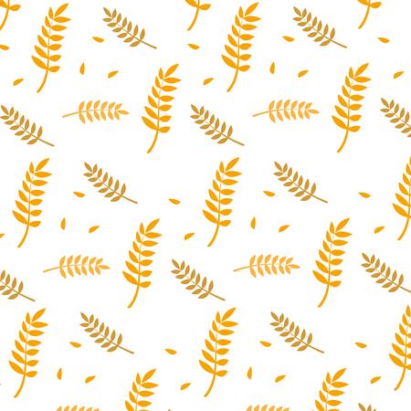 Nice wheat bakery design.