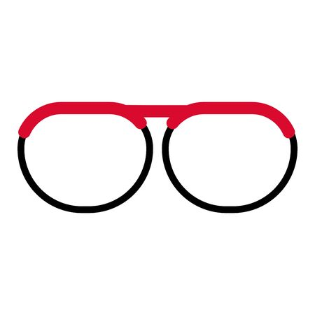 Nice eyeglasses icon