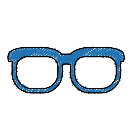 A nice glasses accessory Illustration