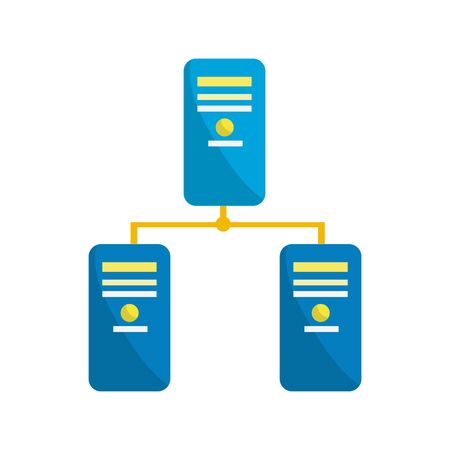 mobile apps: banner data center digital connection